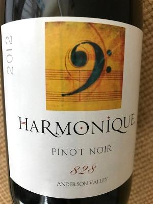 Clone 828 Pinot Noir - 2012