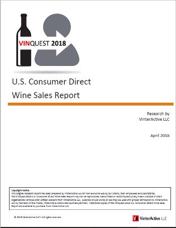 VinQuest 2018 - U.S. Consumer Direct Wine Sales Report